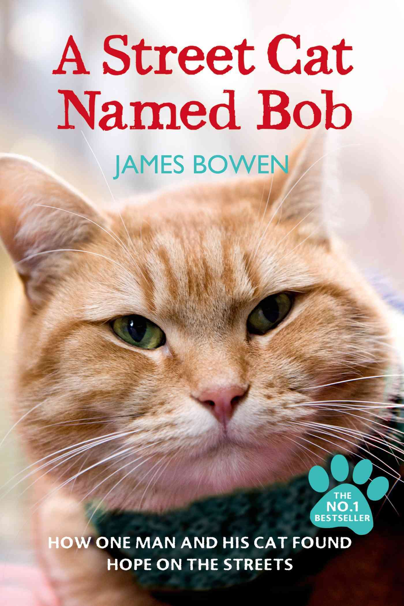 A Street Cat Named Bob By Bowen, James